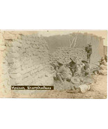 Mexican Revolution Sharpshooters Circa 1915 Post Card - $250.00