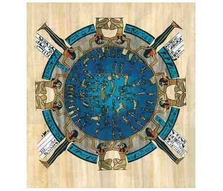 Egyptian calendar   smaller