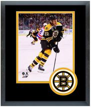 Shawn Thornton 2013-2014 Boston Bruins - 11 x 14 Team Logo Matted/Framed Photo - $42.95