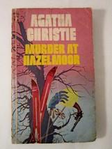 Murder at hazelmoor by agatha christie 01 thumb200