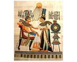 Egyptian pharoah sitting queen   aten   smaller thumb155 crop