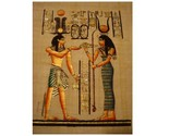 Egyptian pharoah   goddess hathor   smaller thumb155 crop