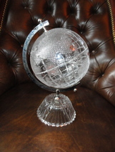 Mario Cioni Lead Crystal Globe - $135.00