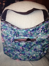 Lesportsac Disney Alice in Wonderland Heather Hobo NWT Hawaii Exclusive - $235.00