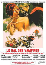 THE FEARLESS VAMPIRE KILLERS POSTER 11X17 IN SHARON TATE ROMAN POLANSKI ... - $19.99