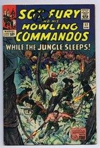 Sgt Fury and His Howling Commandos #17 ORIGINAL Vintage 1965 Marvel Comics - $14.84