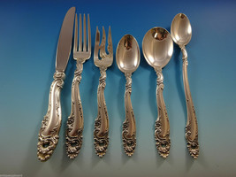 Decor by Gorham Sterling Silver Flatware Set For 12 Service 84 Pieces - $5,935.05