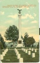 Spanish-American War Section, Arlington National Cemetery, VA, early 1900s  - $4.99