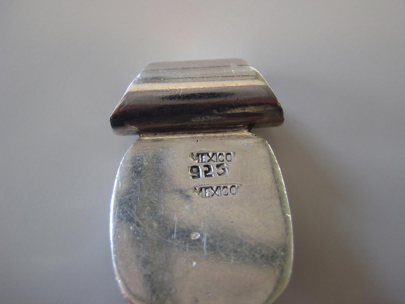 Sterling Silver .925 Lapis Lazuli Pendant