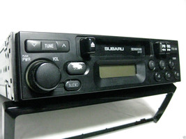 Subaru Legacy 2000 2001 Cassette player radio C117 Brighton & L models 57637g image 3