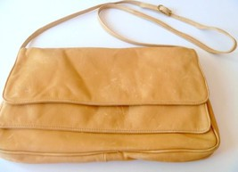 Stone Mountain Leather Handbag - On Sale Discounted Item Orig $125  - $39.99