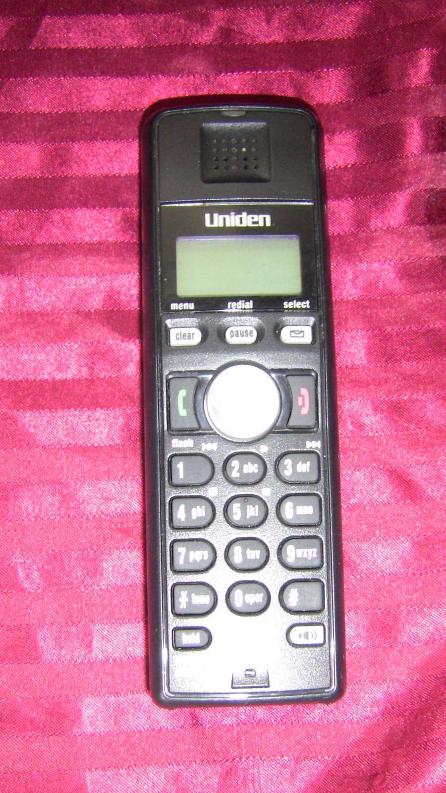 Uniden TRE9280-3 Phone handset and battery only no base Free Usa shipping -  $376,08 MXN