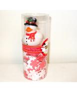 Bath and Body Works Bath Confetti Christmas Snowman - $4.95