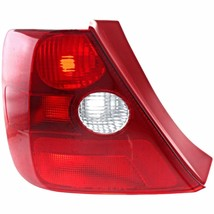Fits 02-03 Honda Civic Hatchback Tail Lamp / Light Quarter Mounted Left Driver - $83.95