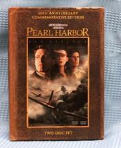 Pearl Harbor (DVD, 2001, 2-Disc Set) Kate Beckinsale,Ben Affleck  - $8.62