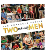 Two and a Half Men: The Complete Series Season 1-12 (DVD 39-Disc Box Set... - $82.99