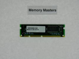 MEM2600-16D 16MB Approved Drachme Mise à Niveau Pour Cisco 2600 Séries Routeurs