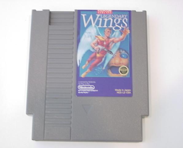 Nes legendary wings