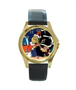 THE GRINCH WHO STOLE CHRISTMAS & MAX GOLD-TONE WATCH 9 OTHR STYLS SPORTS... - $25.99
