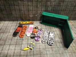 8 Fingerboard Lot Blind Foundation Almost Haslam Tom Penny Tech Deck case - $128.69