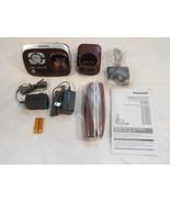 Panasonic KX-TG6572R DECT 6.0 Plus Cordless Phone, RED  New see description - $29.99