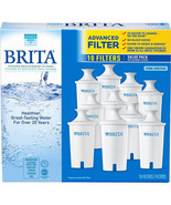 NEW Brita Replacement Filters, 10-pack FREE SHIPPING - $65.99
