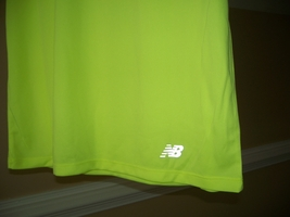 New Balance Safety Green XL N7117 Ndurance Athletic Workout T-Shirts - $9.99