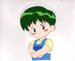 "Floral Elf Mary Bell ""Ken"" Anime Cel (0118) - $5.00"