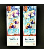 2X Disney FROZEN II Memory Match Game 36 Memory Match Cards 2-4 Players ... - $12.54