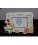 1994 Warner Bros Acme Baby Looney Tunes Sylvester & Tweety Bird Porcelai... - $23.99