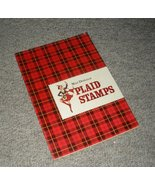 MacDonald Plaid Stamps Trading Stamps 1961 Merchandise Catalog INTERESTING!!! - $5.95