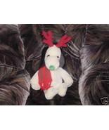 "24"" Reindeer Snoopy Plush Toy Adorable Vintage Plush - $46.39"