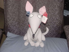 """13"""" Family Dog Plush Toy W/Tags By Applause 1991 Warner - $55.74"""