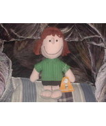 """13"""" Peanuts PEPPERMINT PATTY Plush Doll With Tags Rare - $55.74"""