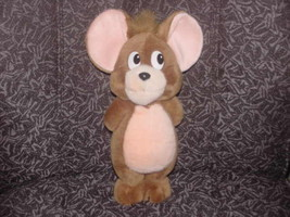 """12"""" Rare JERRY Mouse Plush Toy From Tom & Jerry 1992 Applause - $55.74"""