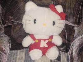 """13"""" Talking Hello Kitty Plush Toy From 1983 Sanrio Rare - $139.89"""