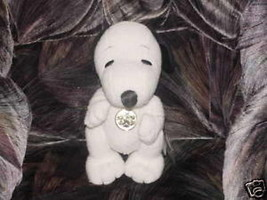 50th Snoopy Celebration Jointed Plush Tags 1999... - $46.39
