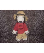 """12"""" Peanuts Spike Plush Toy With Outfit 1975 United Feature Syndicate - $93.14"""