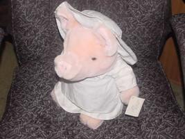 "15"" Eden Beatrix Potter Aunt Pettitoes Pig Plush Toy W/Tags Federick War... - $93.14"