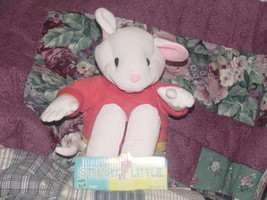 "14"" Stuart Little Plush 1999 Columbia Pictures M/W/Box - $46.39"