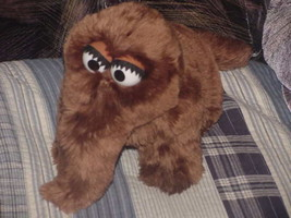 """16"""" Snuffleupagus Plush Toy From The Muppets Applause - $46.39"""