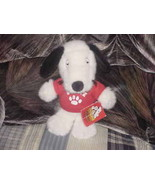 """10"""" Peanuts Spike Plush Toy W/Tags Snoopy Brother Cute - $46.41"""