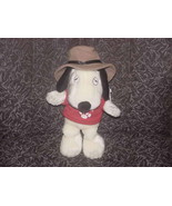 """12"""" Peanuts Spike Plush Toy M/W/Tags Snoopy Brother Camp Snoopy - $55.74"""