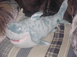 "20"" Disney Store Bruce The Shark Plush Toy Finding Nemo - $32.36"