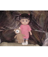 """12"""" Talking Babblin Boo Doll With Micky & Complete Outfit Very Nice - $93.14"""