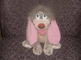 """11"""" Talking Pooka Plush Dog From Anastasia By Applause 1997 - $93.14"""
