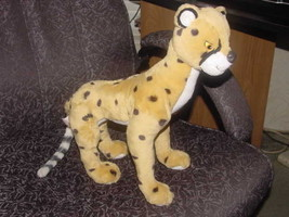"14"" Disney Cheetah Plush Toy The Lion King By Applause The Walt Disney C... - $139.89"