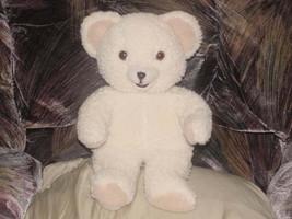 """15"""" Snuggle Fabric Softner Plush Bear By Russ 1986 Cute - $46.39"""