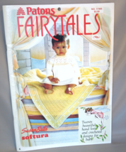 "20 Patons Vintage 1983 Baby Knit/Crochet Patterns ""Fairytales""  #4879 / ... - $6.49"