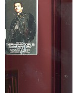 TERMINATOR 2: JUDGMENT DAY by Randall Frakes /HARDCOVER LIBRARY BINDING ... - $43.12